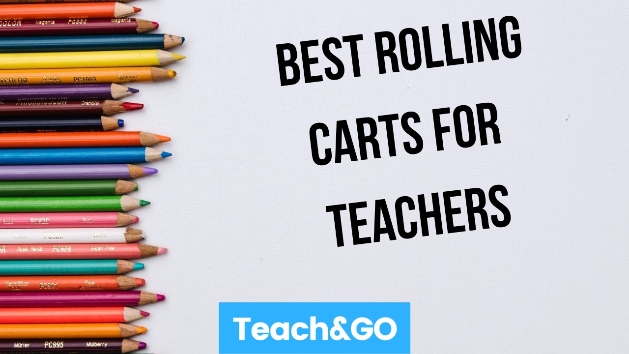 best rolling carts teachers