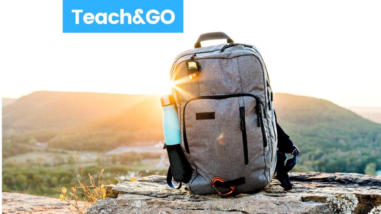 backpack for teachers