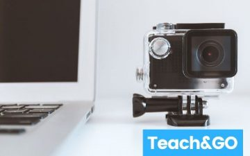 webcam online teaching